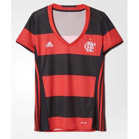 camisa-flamengo-oficial-1-adidas-2016-feminina bc69a46b48c67