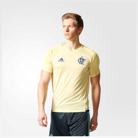 camisa-flamengo-treino-amarela-adidas-2017-1