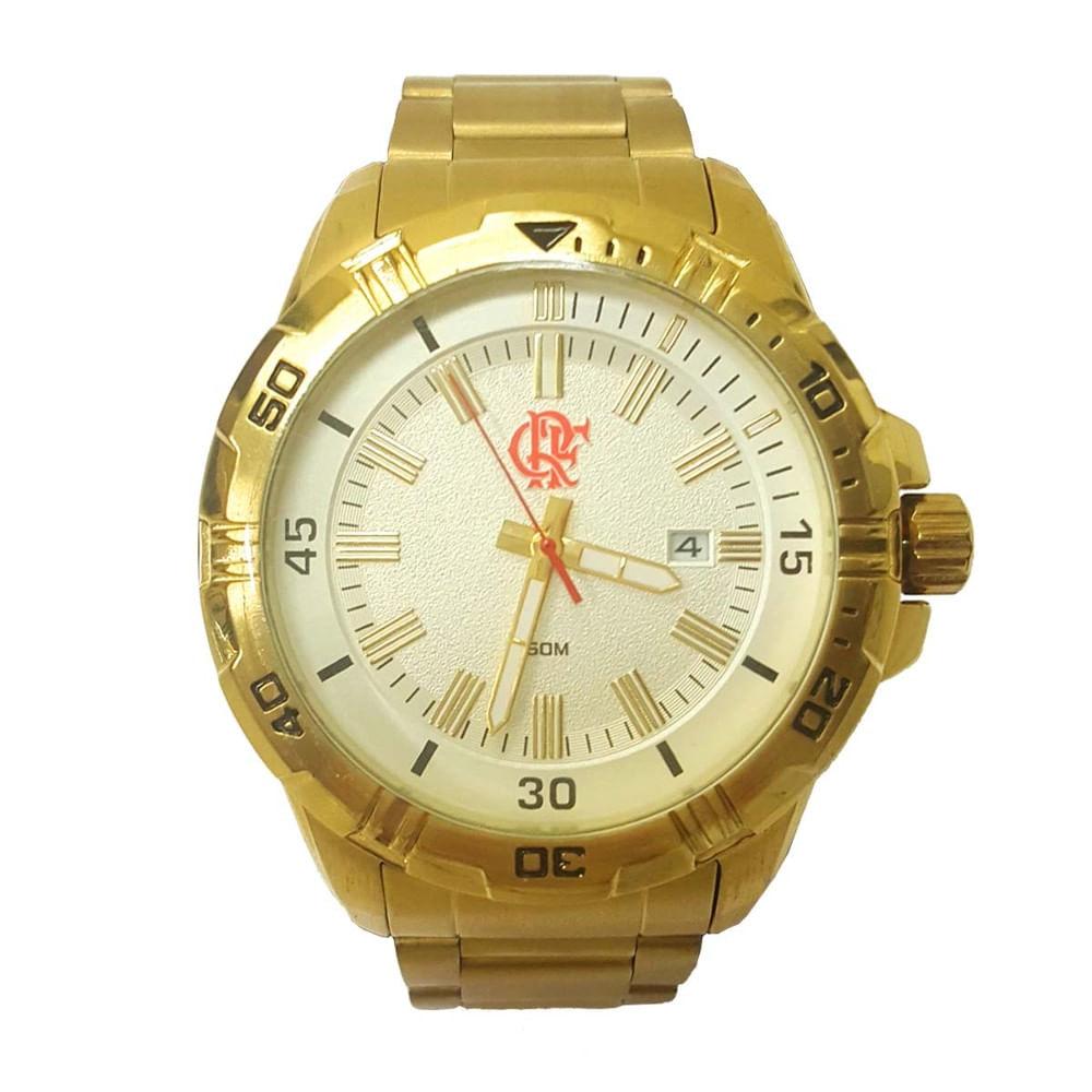 Relógio Flamengo FLA2315AI 4K - flamengo 82aab527a6