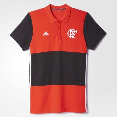 camisa-polo-flamengo-3s-vermelha-adidas-2016-frente
