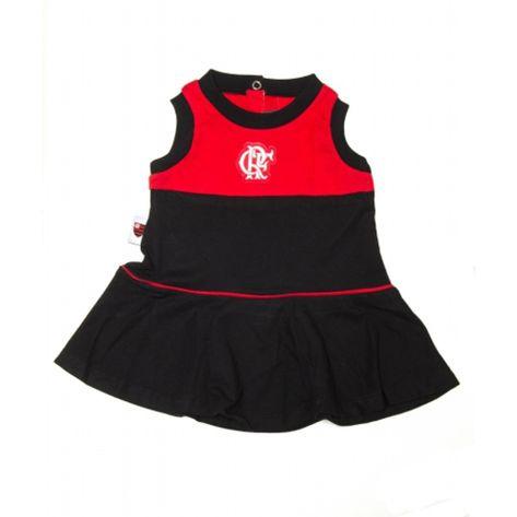 vestido-flamengo-regata-babado-vermelho
