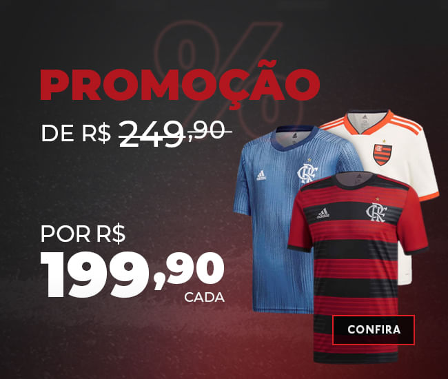 d3eb312642a68 Loja Oficial do Flamengo