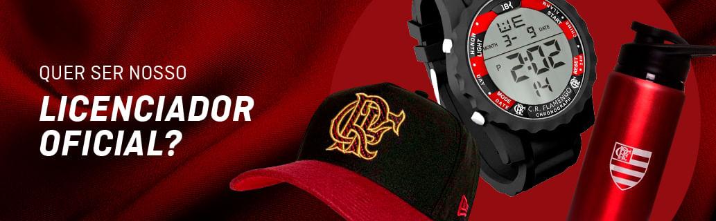 A variedade de produtos oficiais do Flamengo de qualidade é enorme. Ter um produto  oficial é mostrar sua ... 0a72bbd104c2d