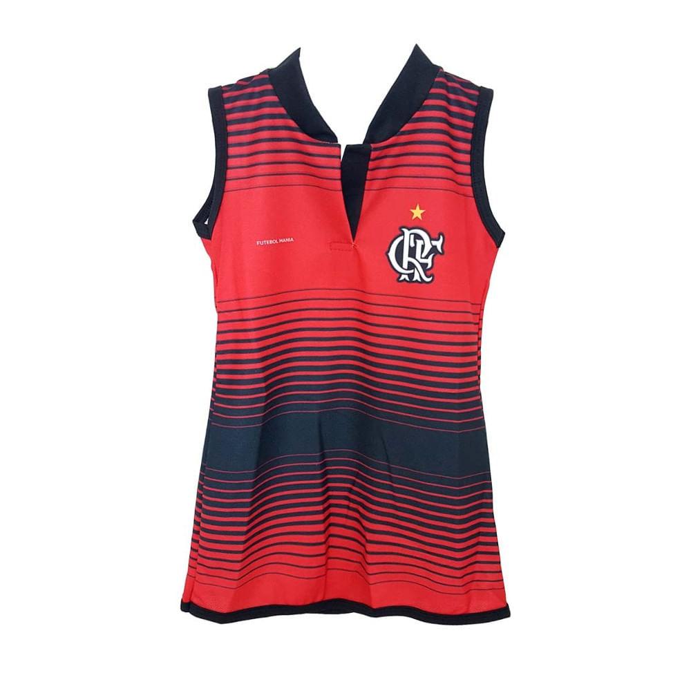 Vestido Flamengo Tubinho - flamengo 4d80e37065172
