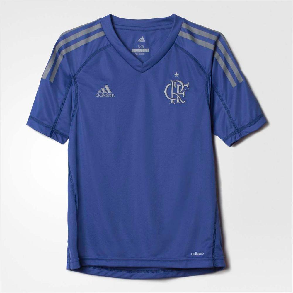 Camisa Infantil Flamengo Goleiro 1 Adidas 2017 - flamengo 2f58256111b06