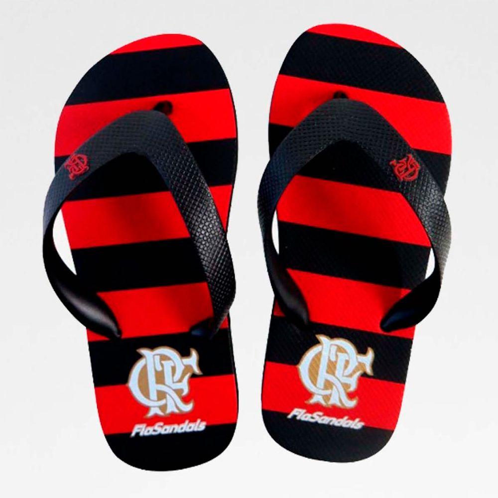 Chinelo Infantil Flamengo Manto Oficial Kids Preto - flamengo 5e0c33d1af540