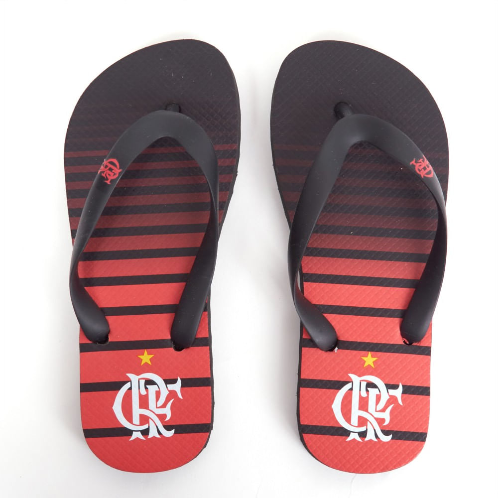 e22fa8e65 Chinelo Infantil Flamengo Manto 3 Listrado Gradiente - flamengo