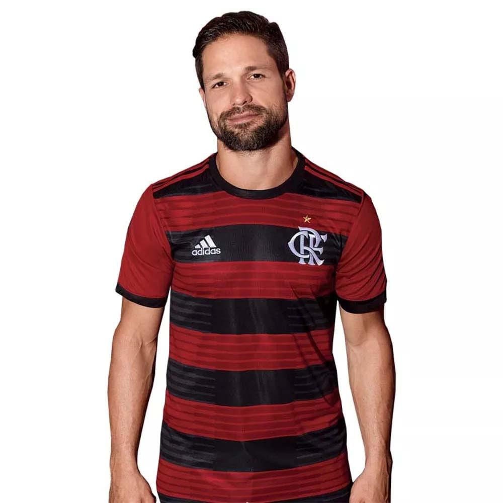 53ca337b33b5e Camisa Flamengo Jogo 1 Torcedor Adidas 2018 - flamengo