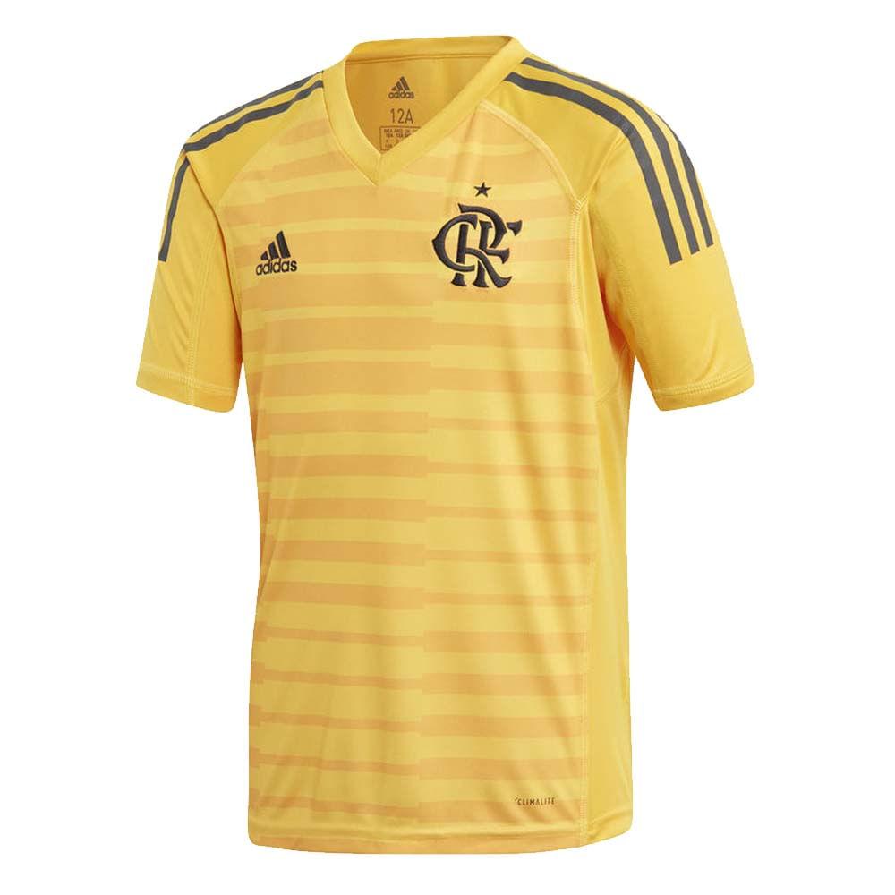 0b1c22950c Camisa Flamengo Infantil GK 1 Adidas 2018 - flamengo