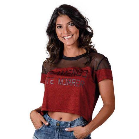 63145b2539c17 Roupas e Acessórios Femininos - Loja Oficial do Flamengo