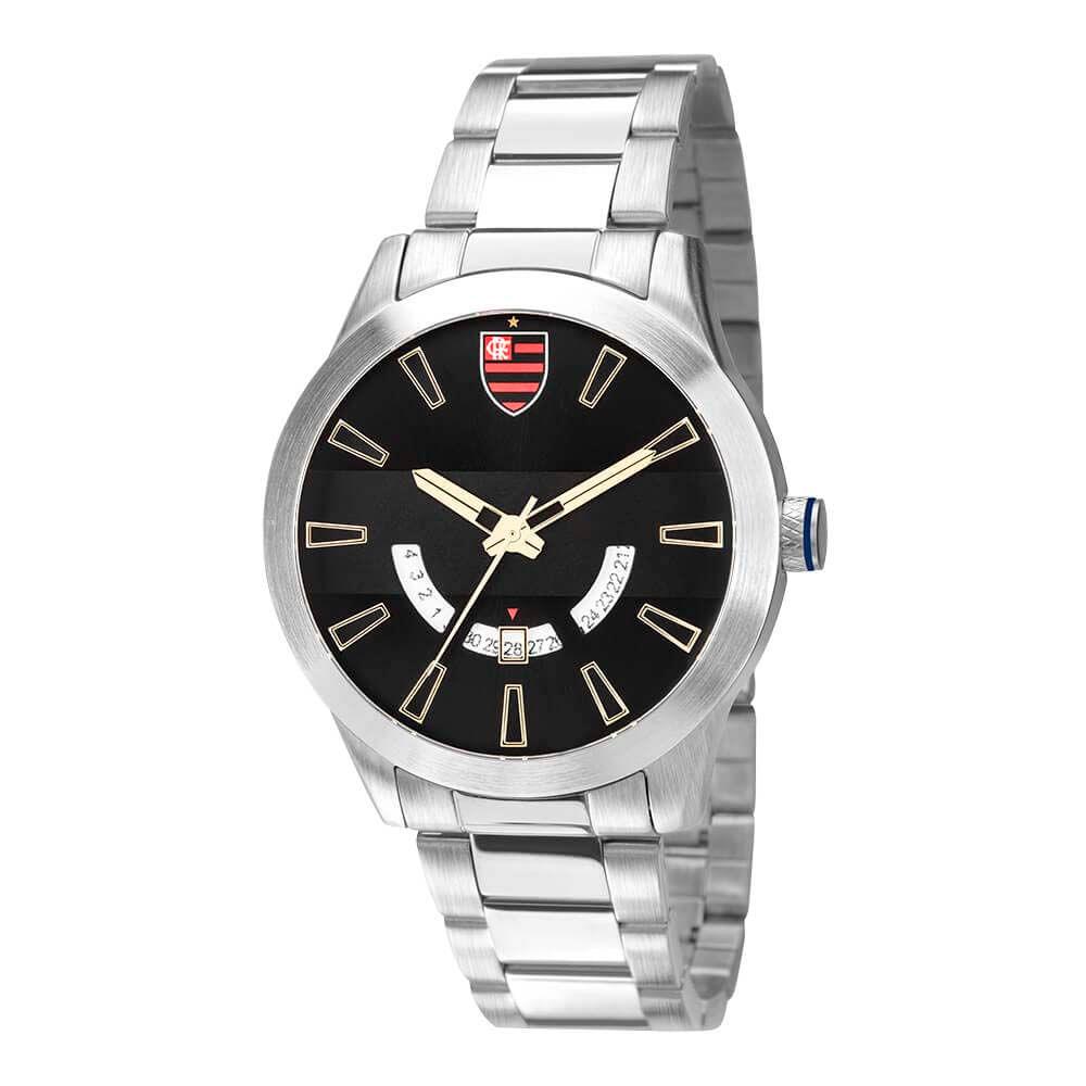 e4ea9a99654 Relógio Flamengo FLAC02115UV 3D - flamengo