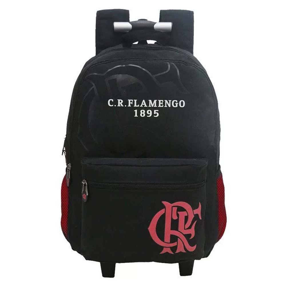 3b3e2e407 Mochila Flamengo Com Rodas 16 B01 Xeryus - flamengo