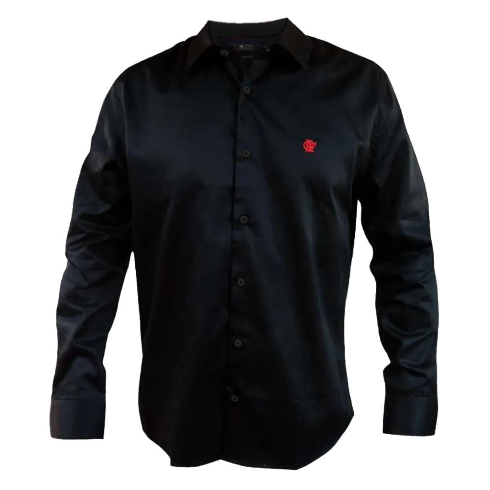 d5384dbb66 Camisa Flamengo Social Hat Trick Preta - flamengo