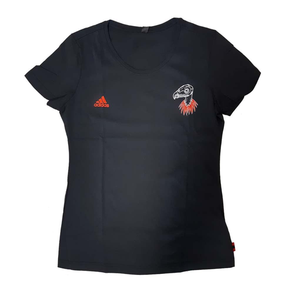 bd3dc9bd6ea Camisa Flamengo Feminina Gráfica Adidas 2019 - flamengo