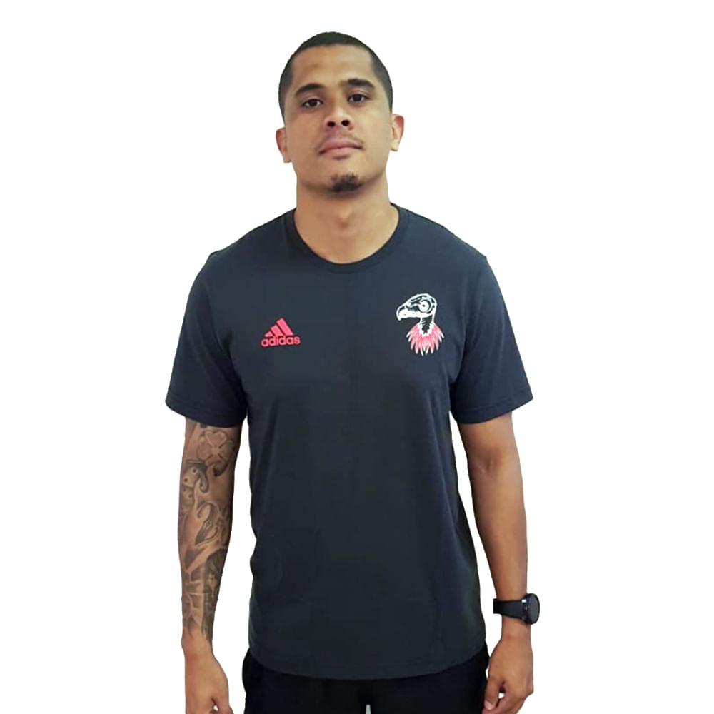 4f88c47c92d Camisa Flamengo Gráfica Adidas 2019 - flamengo