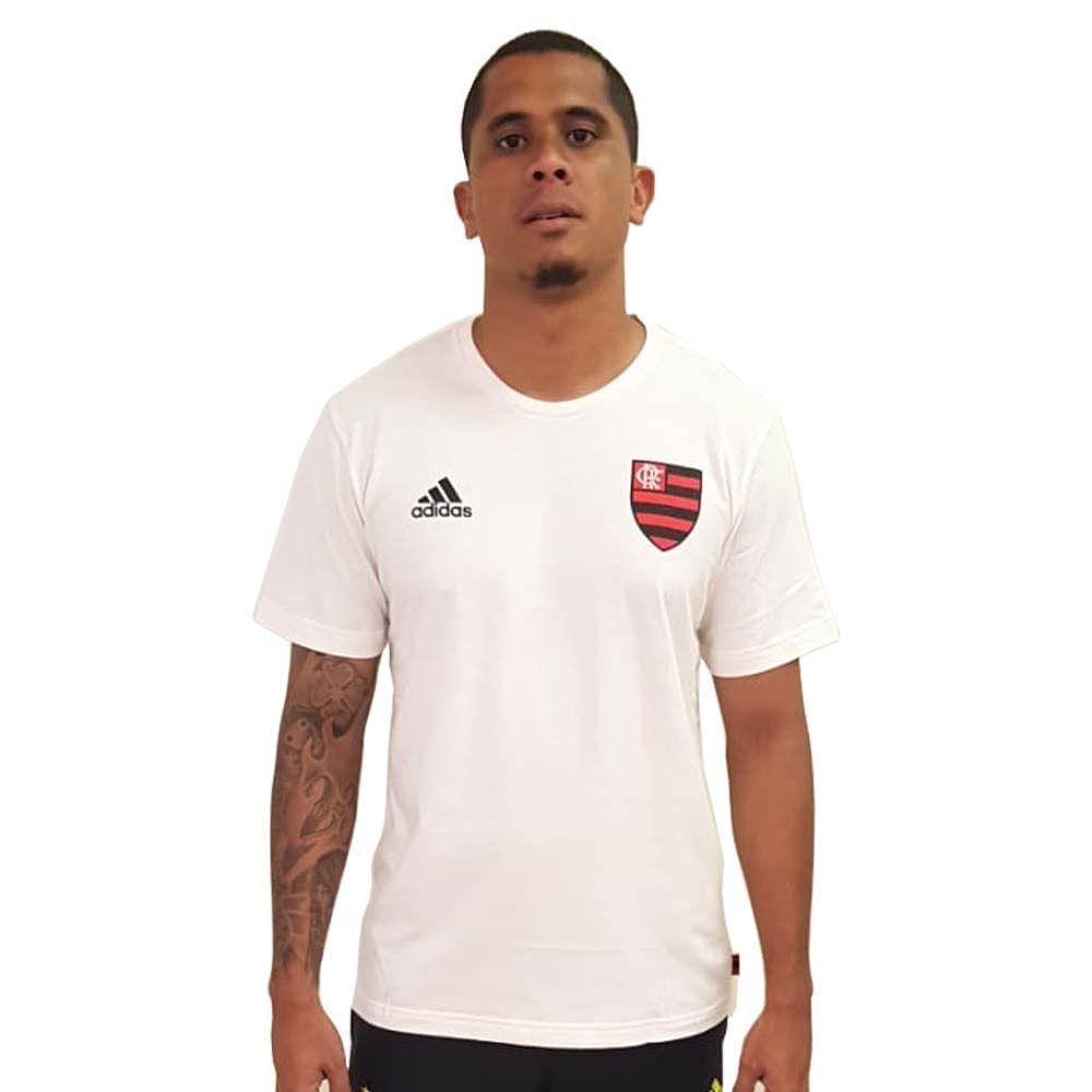 889e890885e Camisa Flamengo Gráfica Off White Adidas 2019 - flamengo