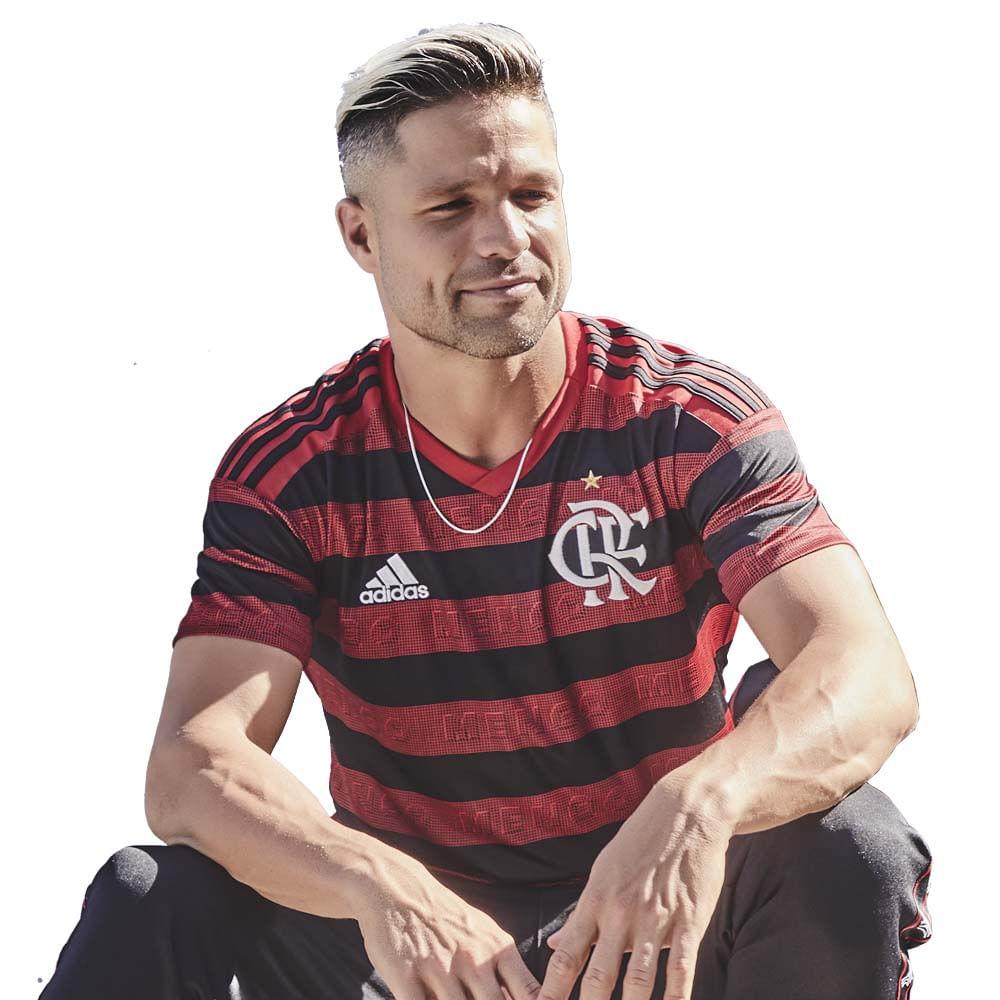 a63b8d32c8 Camisa Flamengo Jogo 1 Adidas 2019 - flamengo
