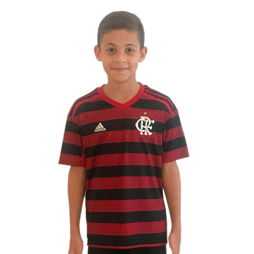 904f2726af Camisa Flamengo Infantil Jogo 1 Adidas 2019. Cód: 5844742160590. Opinião  dos Consumidores:0. camisa-infantil-2-58447-2-58447- ...