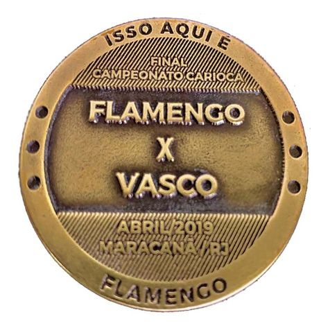 medalha-moeda-flamengo-vasco-2019