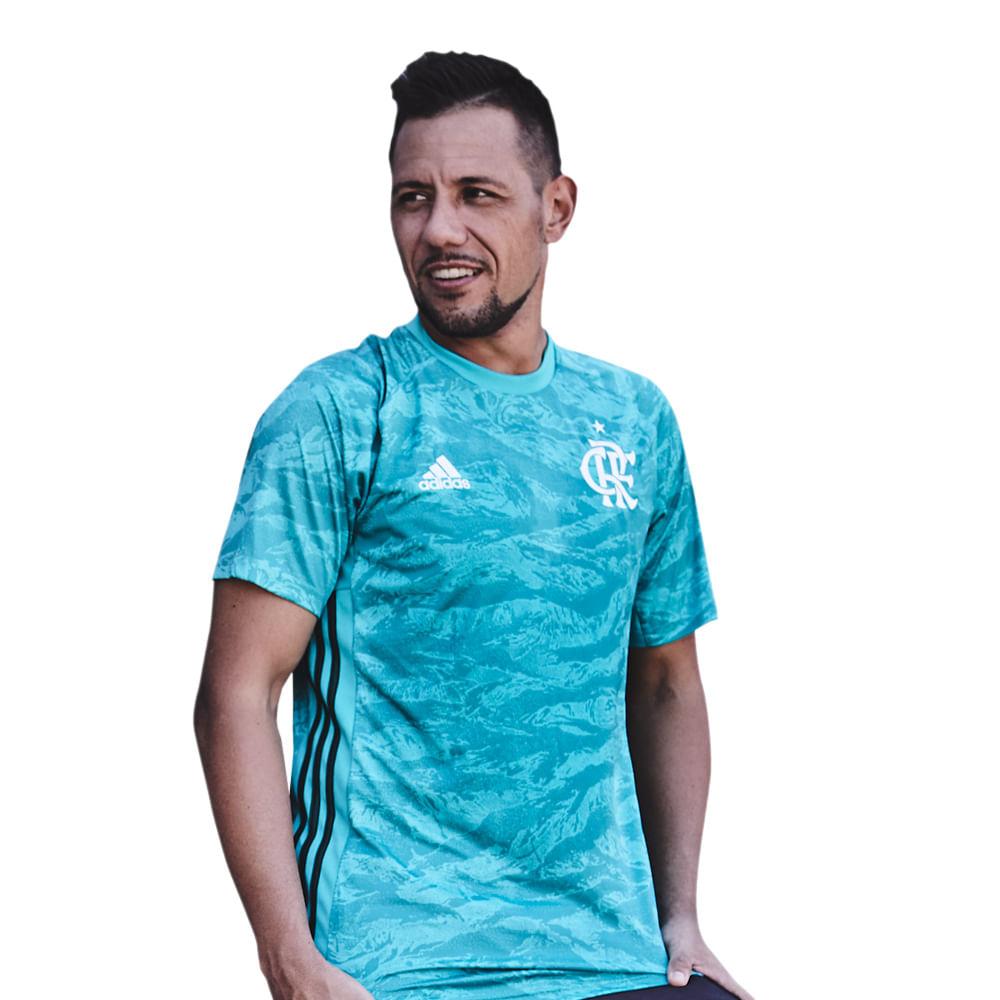 d7668dd379 Camisa Flamengo Goleiro Adidas 2019 - flamengo