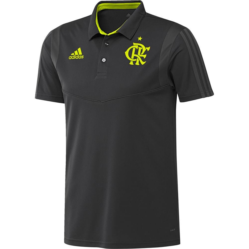 cfa76ee079 Camisa Polo Flamengo Viagem Adidas 2019 - flamengo